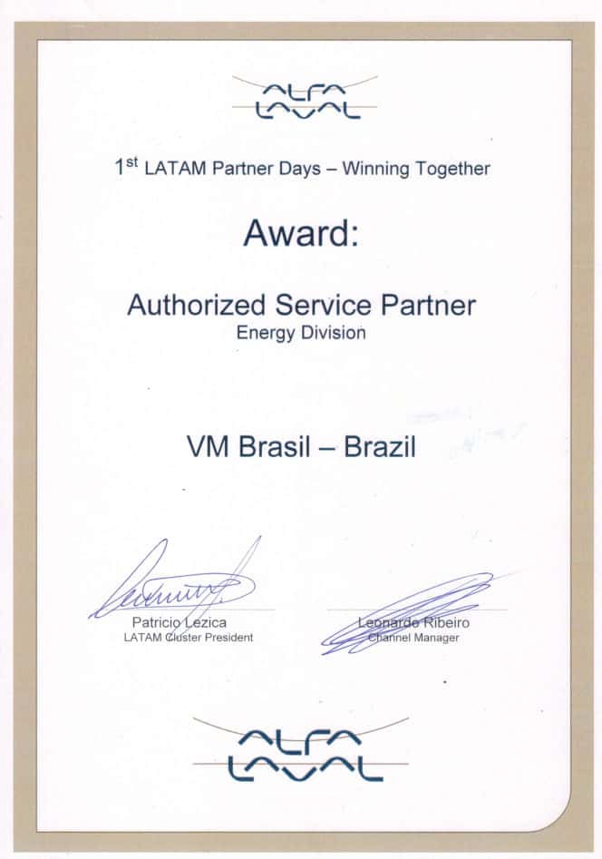Prêmio Alfa Laval