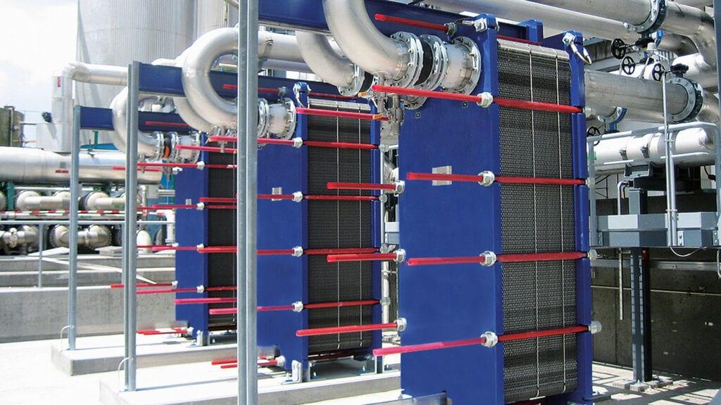 trocador de calor Alfa Laval
