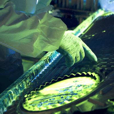 Manutenção de placas alfa laval